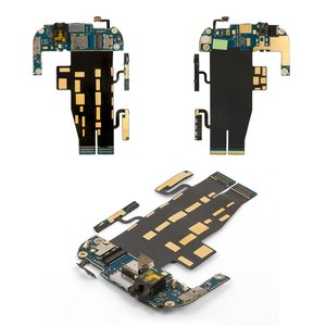 Flat Cable for HTC myTouch 4G Cell Phone, (sound button, for mainboard, start button, headphone connector, with components)