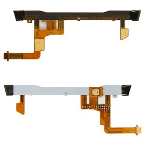 Keyboard Module for HTC G14, G18, Z710e Sensation, Z715e Sensation XE Cell Phones, (for backlight, with microphone)