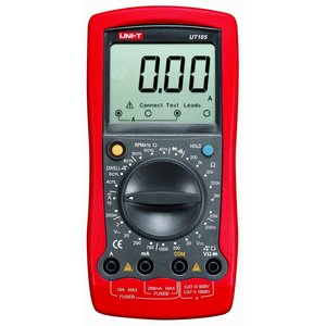 Digital Automotive Multimeter UNI-T UT105