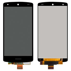 LCD for LG D820 Nexus 5 Google, D821 Nexus 5 Google Cell Phones, (black, with touchscreen)
