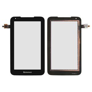 Touchscreen for Lenovo IdeaTab A1000L Tablet, (black) #NTP070CM352001/NAS_207011100010