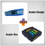 Avator Box with Avator Dongle
