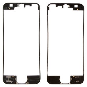 LCD Binding Frame for Apple iPhone 5 Cell Phone, (black)