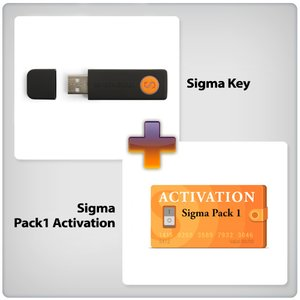 SigmaKey + Sigma Pack 1 Activation