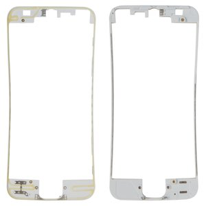 LCD Binding Frame for Apple iPhone 5 Cell Phone, (white)