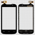 Touchscreen for Prestigio MultiPhone 3400 Duo Cell Phone, (black) #CS040X-LC03A CS040XL C06DA9930