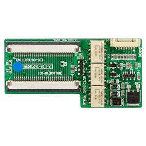 Sub-Board for Video Interface for Mercedes-Benz W211