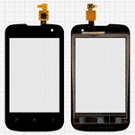 Touchscreen for Fly IQ430 Evoke Cell Phone, (black) #TF0315A A07-S7504B-TY