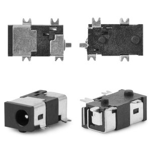 "Charge Connector for China-Tablet PC 10,1"", 6.8"", 7"", 7,85"", 8"", 9"", 9,7"" Tablets, (type 6)"