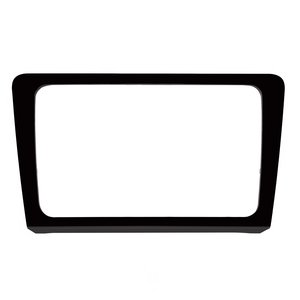 Monitor Trim Plate for Skoda 2013-14 MY for RCD510, RNS510, RCD310, RNS310, RNS315 (black)