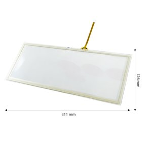 "12"" Touch Screen Panel for Mercedes-Benz W222 2014 MY"