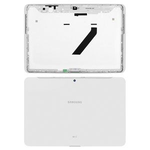 Housing for Samsung P5100 Galaxy Tab2  Tablet, (white, version 3G )