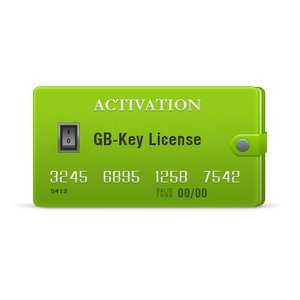 GB-Key 1 Year License Activation