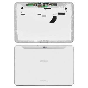 Housing for Samsung P7500 Galaxy Tab Tablet, (white, version 3G )