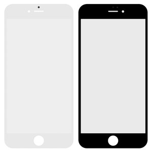 Housing Glass for Apple iPhone 6 Plus Cell Phone, (white)