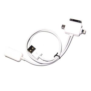 3-in-1 OTG Charging USB Cable for MFC Dongle