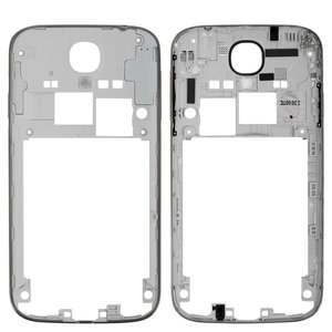 Housing Middle Part for Samsung I9500 Galaxy S4 Cell Phone, (grey)