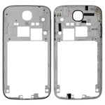Housing Middle Part for Samsung I9500 Galaxy S4, I9505 Galaxy S4 Cell Phones, (grey)