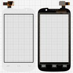 Touchscreen for Prestigio MultiPhone 3400 Duo Cell Phone, (white) #CS040X-LC03A CS040XL C06DA9930