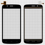 Touchscreen for Prestigio MultiPhone 5504 Duo Cell Phone, (black) #TF0664A-03 B06405011A