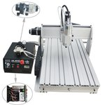 3-axis CNC Router Engraver ChinaCNCzone 6040 (800 W)