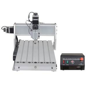 3-axis CNC Router Engraver ChinaCNCzone 3040T-DJ V2 (230 W)