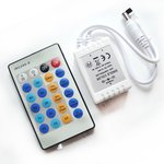 LED Controller with IR Remote Control HTL-42 (single color, 5050, 3528, 72 W)