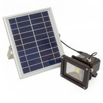LED Solar Outdoor Light SL-310 (1000 lm, 7.4 V, 4400 mAh, 6000-6500 K, cold white)