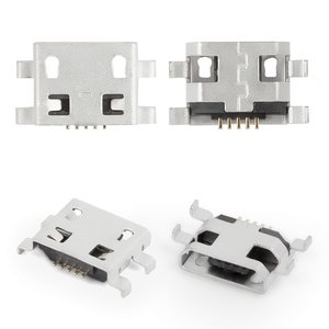 Charge Connector for Huawei U8951D Ascend G510; Lenovo A300, A68E, A710, A790e, K860, P700, S850E, S880 Cell Phones