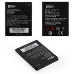 Battery for ZTE N881E, N970, U795, U807, U817, U930, U970, V807 Blade, V889 Blade 3, V930, V970 Cell Phones, (Li-ion, 3.7 V, 1600 mAh) #Li3716T42P3h594650