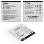 Battery for ZTE N788, U788, U812, U830, U880S, V6700, V788d 3G  Cell Phones, (Li-ion, 3.7 V, 1500 mAh) #Li3714T42P3h504857-H/Li3715T42P3h504857
