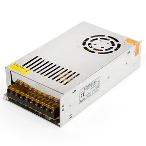 LED Power Supply 12 V, 25 A (300 W), 110-220 V