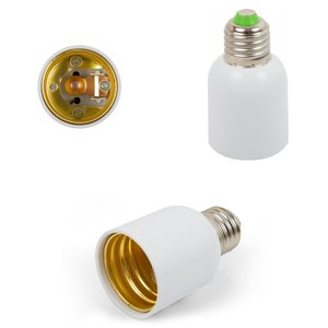 Base Adapter (E27 to E40, white)