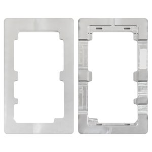 LCD Module Mould for Samsung A700F Galaxy A7, A700H Galaxy A7 Cell Phones, (aluminum)