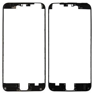 LCD Binding Frame for Apple iPhone 6 Plus Cell Phone, (black)