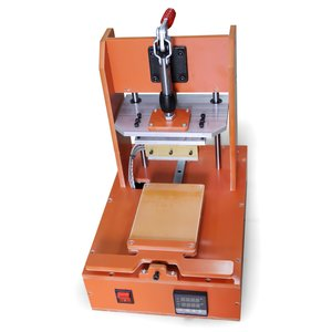 UV Glue Removing Machine AS-956H for Apple iPhone 4, iPhone 4S, iPhone 5, iPhone 5C, iPhone 5S, iPhone 6, iPhone 6 Plus, iPhone SE; Samsung I8910 Omnia HD, I9100 Galaxy S2, I9105 Galaxy S2 Plus, I9220 Galaxy Note, I9300 Galaxy S3, I9305 Galaxy S3, I9500 Galaxy S4, I9505 Galaxy S4, N7000 Note, N7005 Note, N7100 Note 2, N7105 Note 2 Cell Phones