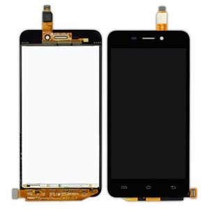 LCD for Vivo Y18 Cell Phone, (black, with touchscreen)
