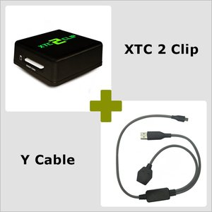 XTC 2 Clip with Y Cable Combo