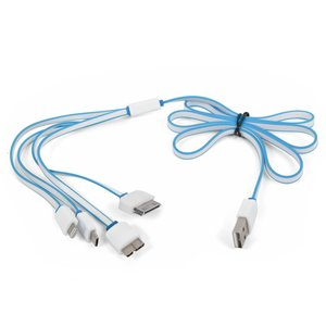 Universal USB Cable 4 in 1, (for phone charging)