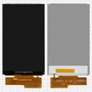 LCD for Explay Hit Phone, Onyx Cell Phones, (27 pin) #TXDT400DGP-87V2