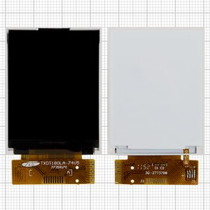 LCD for Fly DS103 Cell Phone #TXD180LA-74V5
