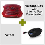 Volcano Box with Inferno Tool Preactivated + ViTool