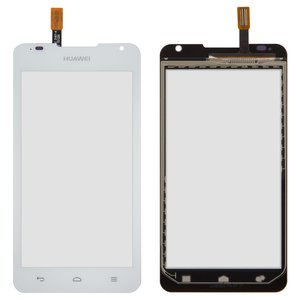 Touchscreen for Huawei Ascend Y530-U00 Cell Phone, (white)