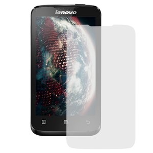 Tempered Glass Screen Protector for Lenovo A316i Cell Phone, (0,26 mm 9H, (without package, without wipes))