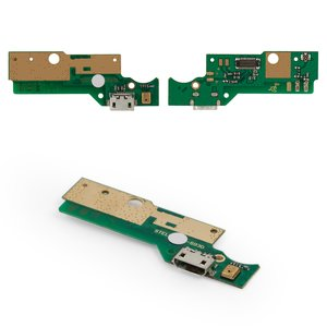 Flat Cable for Lenovo S930 Cell Phone, (microphone, charge connector, with components, charging board)