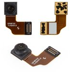 Camera for HTC One M8, One M8 Dual SIM, One M8e Cell Phones, (with flat cable, front, refurbished)
