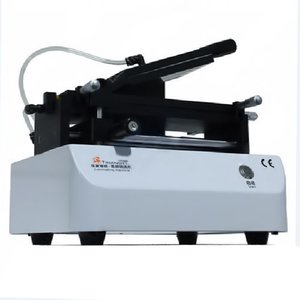 Film Laminating Machine (OCA, Polarizing) Triangel AS-1609 for Apple iPhone 4, iPhone 4S, iPhone 5, iPhone 5C, iPhone 5S, iPhone 6, iPhone 6 Plus, iPhone SE; Samsung I8910 Omnia HD, I9100 Galaxy S2, I9103 Galaxy R, I9105 Galaxy S2 Plus, I9220 Galaxy Note, I9300 Galaxy S3, I9305 Galaxy S3, I9500 Galaxy S4, I9505 Galaxy S4, N7000 Note, N7005 Note, N7100 Note 2, N7105 Note 2 Cell Phones, (for LCDs up to 7