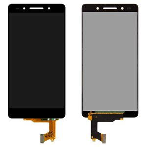 LCD for Huawei Honor 7 Cell Phone, (black, with touchscreen, original (PRC))