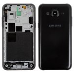 Housing for Samsung J500H/DS Galaxy J5 Cell Phone, (black)