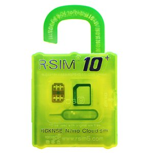 R-Sim10+ Unlock Card for iPhone 4S / 5 / 5C / 5S / 6 / 6 plus / 6S / 6S plus ( iOS 9 )